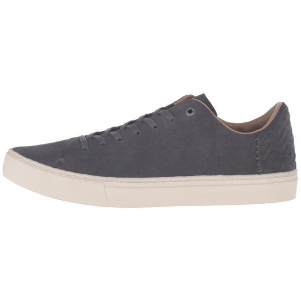 トムズ メンズ スニーカー シューズ・靴 Lenox Castlerock Grey Suede fermart-shoes 05