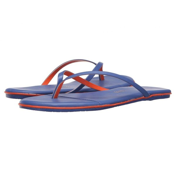 ティキーズ TKEES レディース ビーチサンダル シューズ・靴 Studio Electric Blue fermart-shoes