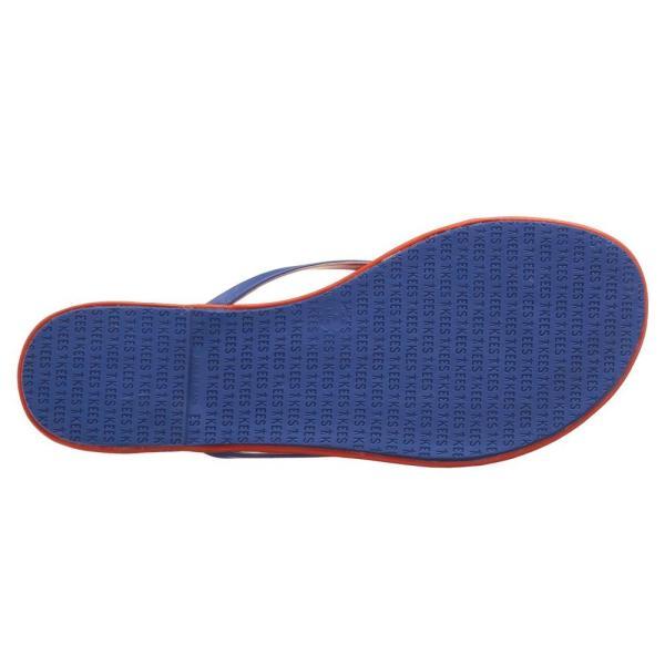 ティキーズ TKEES レディース ビーチサンダル シューズ・靴 Studio Electric Blue fermart-shoes 04