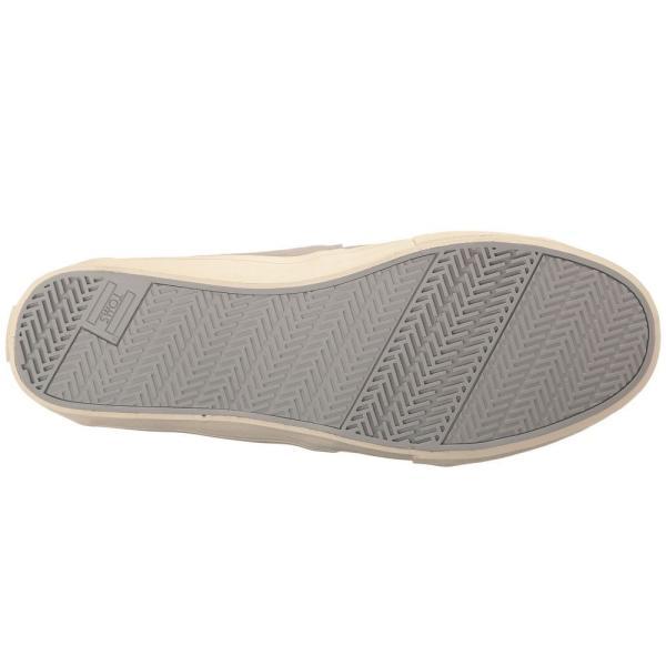 トムズ メンズ スニーカー シューズ・靴 Emerson Mid Sneaker Drizzle Grey Suede|fermart-shoes|04
