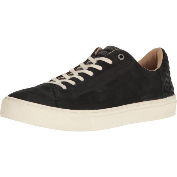 トムズ メンズ スニーカー シューズ・靴 Lenox Sneaker Black Nubuck|fermart-shoes|02