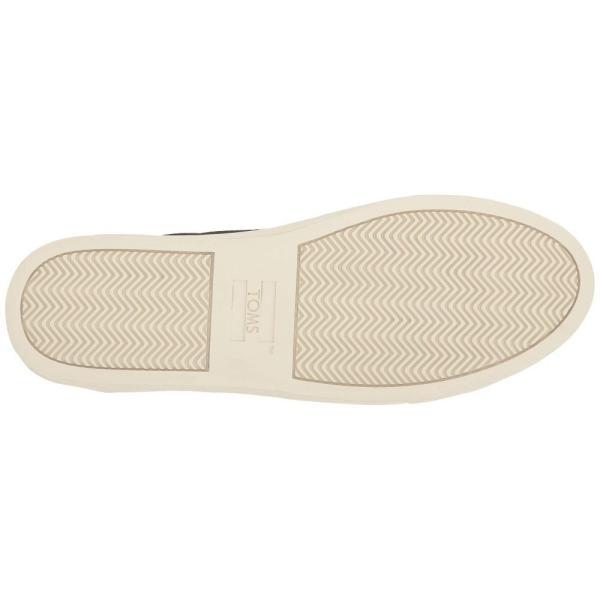 トムズ メンズ スニーカー シューズ・靴 Lenox Sneaker Black Nubuck|fermart-shoes|04