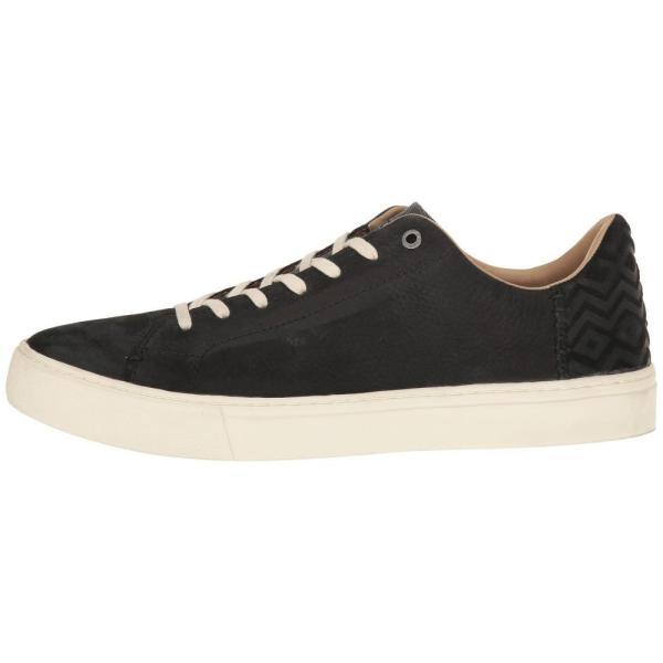 トムズ メンズ スニーカー シューズ・靴 Lenox Sneaker Black Nubuck|fermart-shoes|05