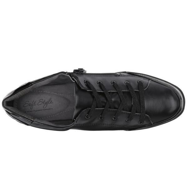 ソフトスタイル レディース スニーカー シューズ・靴 Fairfax Black Vitello
