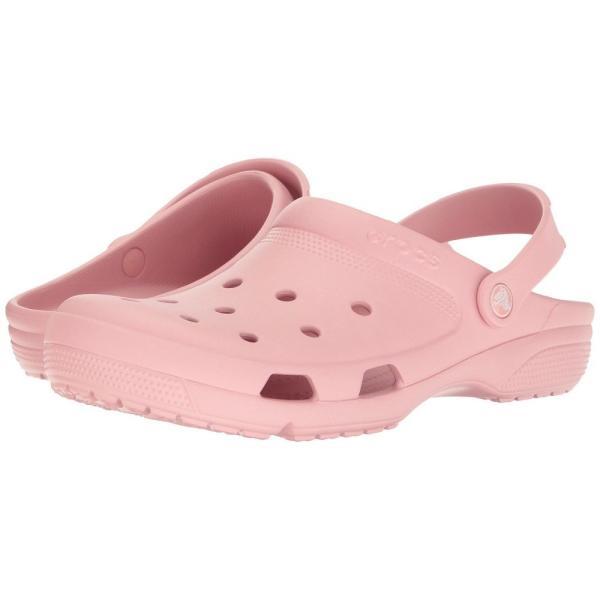 クロックス Crocs レディース クロッグ シューズ・靴 Coast Clog Petal Pink