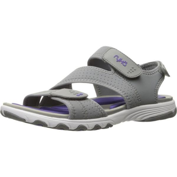 ライカ レディース サンダル・ミュール シューズ・靴 Dominica Frost Grey/Ultra Violet|fermart-shoes|02