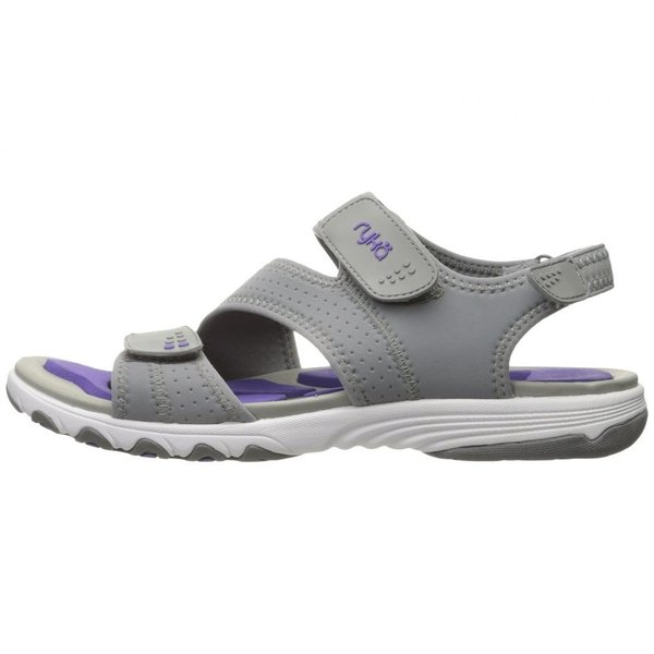 ライカ レディース サンダル・ミュール シューズ・靴 Dominica Frost Grey/Ultra Violet|fermart-shoes|05