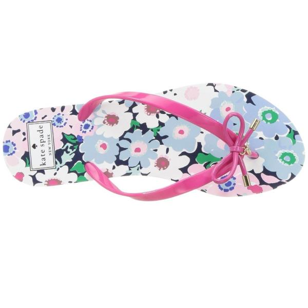 ケイト スペード Kate Spade New York レディース ビーチサンダル シューズ・靴 Nova Bubble Gum Print