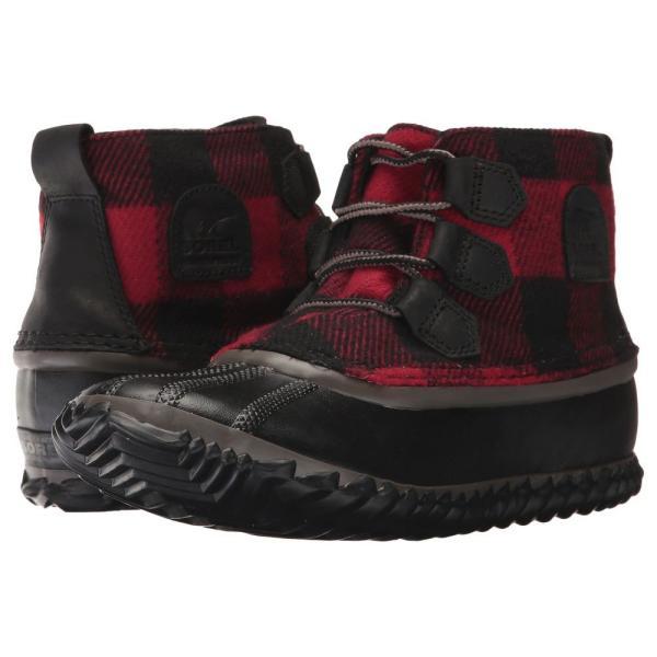 ソレル SOREL レディース レインシューズ・長靴 シューズ・靴 Out N About Black/Mud