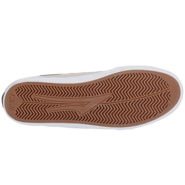 ラカイ Lakai メンズ スニーカー シューズ・靴 Sheffield White/Black Suede|fermart-shoes|04