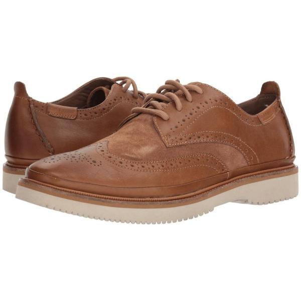 ハッシュパピー Hush Puppies メンズ 革靴・ビジネスシューズ シューズ・靴 Samme Bernard Light Brown Leather/Suede|fermart-shoes