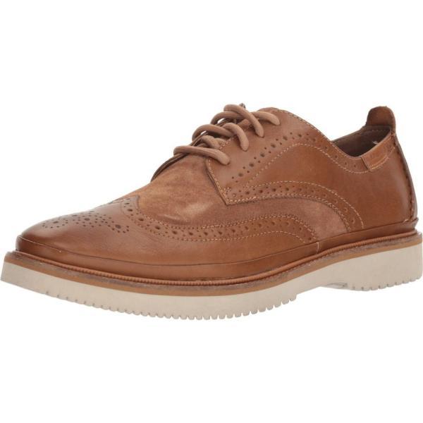 ハッシュパピー Hush Puppies メンズ 革靴・ビジネスシューズ シューズ・靴 Samme Bernard Light Brown Leather/Suede|fermart-shoes|02