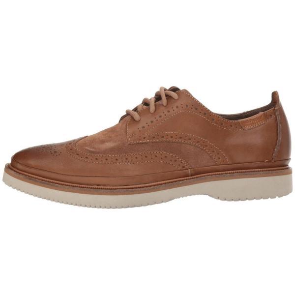 ハッシュパピー Hush Puppies メンズ 革靴・ビジネスシューズ シューズ・靴 Samme Bernard Light Brown Leather/Suede|fermart-shoes|05
