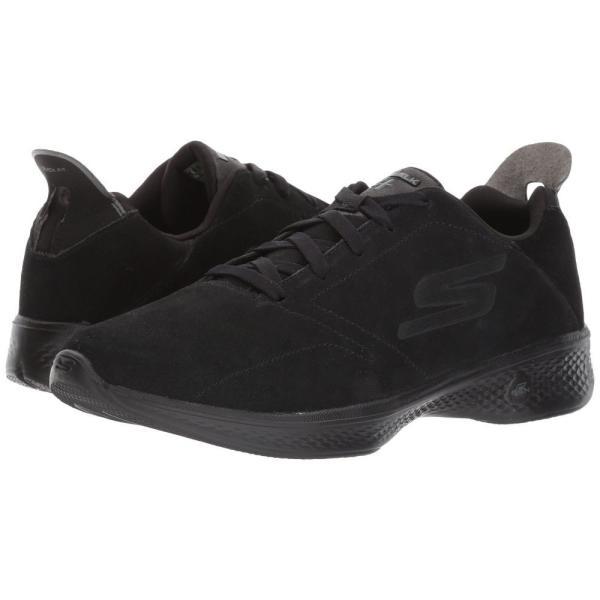 スケッチャーズ SKECHERS Performance レディース スニーカー シューズ・靴 Go Walk 4 - 14913 Black