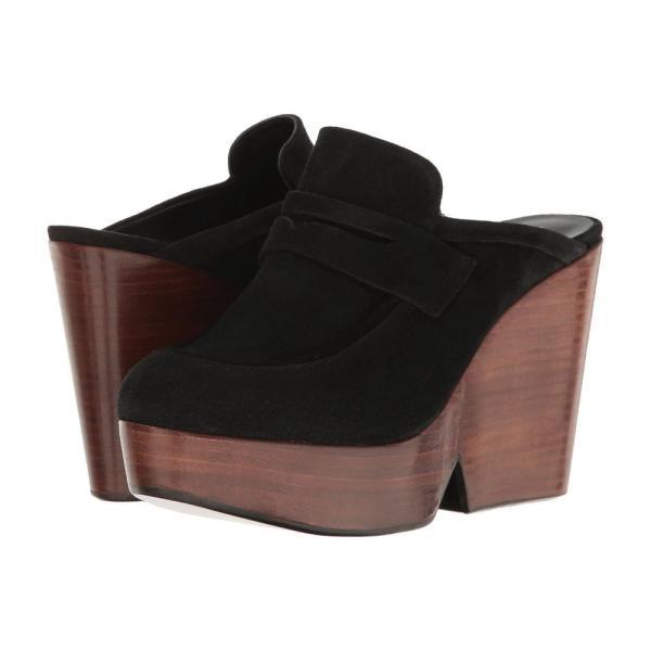 ロベール クレジュリー Clergerie レディース クロッグ シューズ・靴 Damor Black