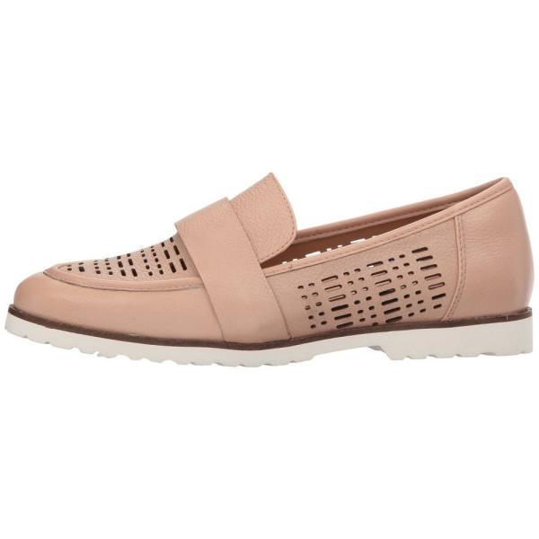 カルソーアースシューズ レディース シューズ・靴 Masio Blush Premium Tumbled Leather