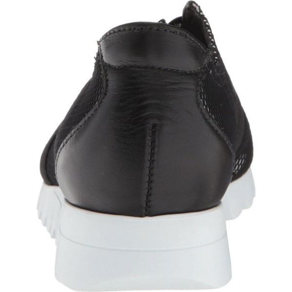 マンロー Munro レディース スニーカー シューズ・靴 Alta Black/White Mesh