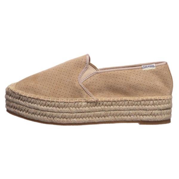 ソルドス Soludos レディース エスパドリーユ シューズ・靴 Malibu Platform Espadrille Blush