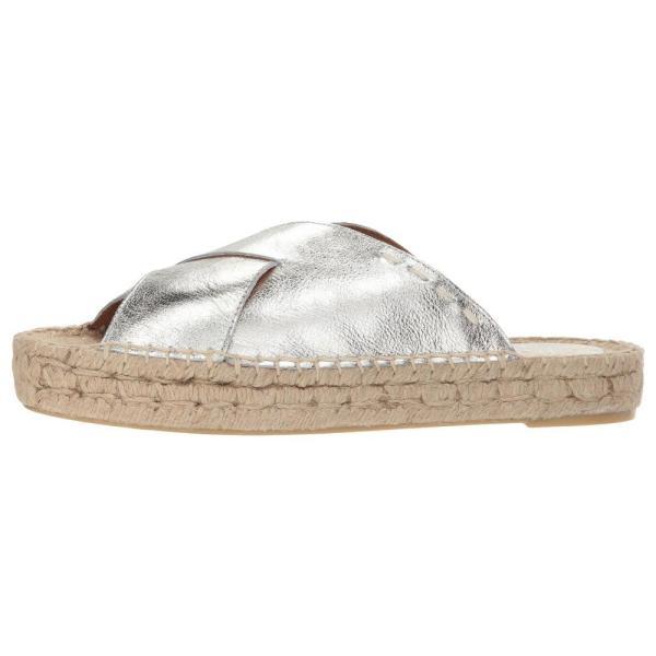 フリーピープル Free People レディース エスパドリーユ シューズ・靴 Tuscan Slip-On Espadrille Silver