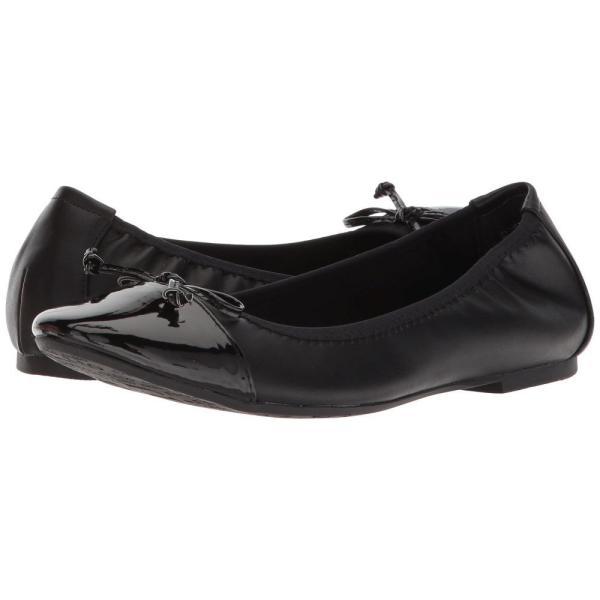 リアルト Rialto レディース スリッポン・フラット シューズ・靴 Sunnyside II Black Patent