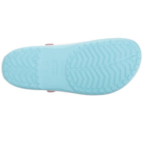クロックス Crocs レディース クロッグ シューズ・靴 Crocband Clog Ice Blue/White