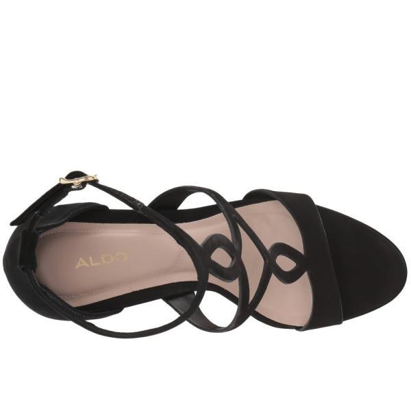 アルド ALDO レディース サンダル・ミュール シューズ・靴 Unelinia Black Nubuck