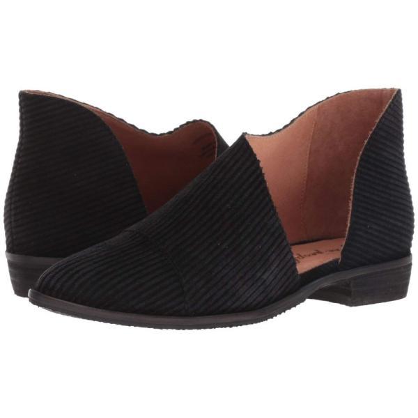 フリーピープル Free People レディース スリッポン・フラット シューズ・靴 Fabric Royale Flat Black