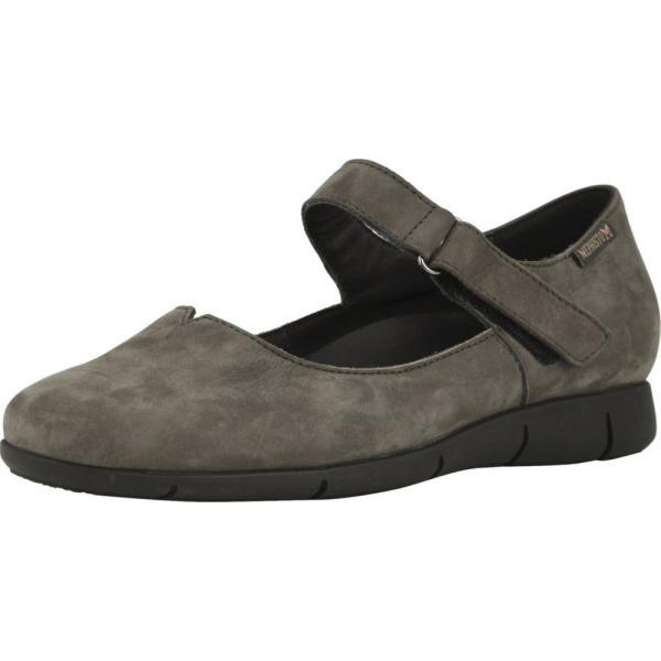 メフィスト Mephisto レディース スリッポン・フラット シューズ・靴 Jenyfer Grey Bucksoft