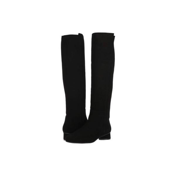 スチュアート ワイツマン Stuart Weitzman レディース ブーツ シューズ・靴 Eloise 30 Black Suede