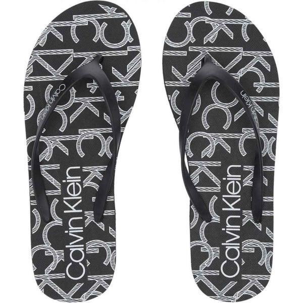 カルバンクライン Calvin Klein レディース ビーチサンダル シューズ・靴 Syreeta Black