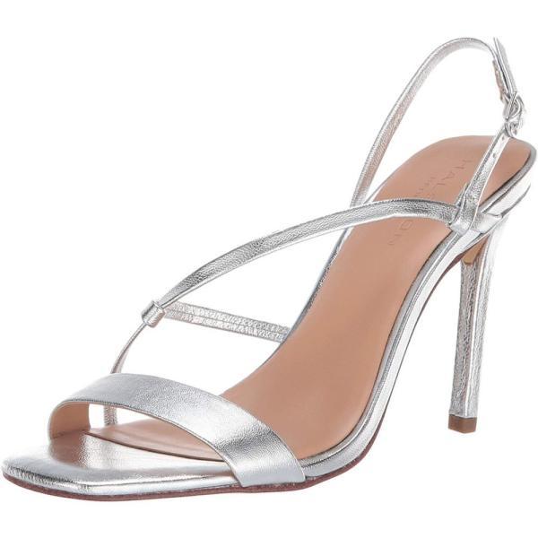 ホルストン ヘリテイジ Halston Heritage レディース サンダル・ミュール シューズ・靴 Isla Sandals Silver Metallic