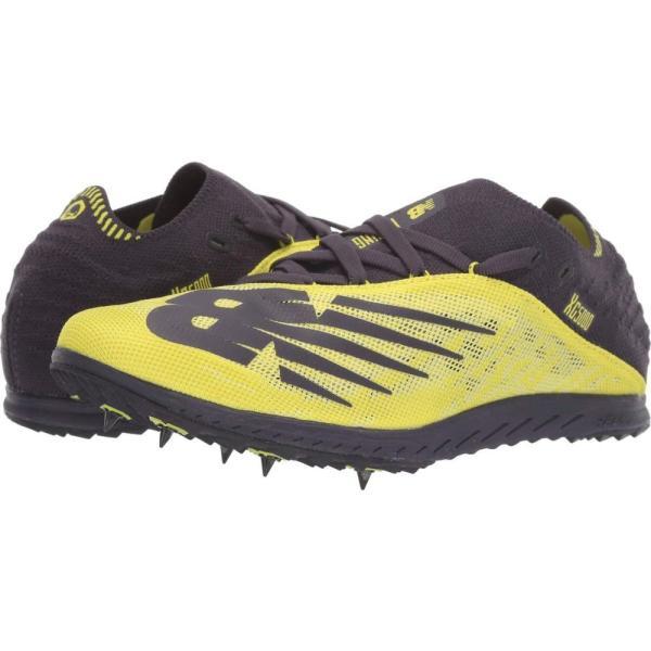 ニューバランス New Balance レディース ランニング・ウォーキング シューズ・靴 XC5Kv5 Sulphur Yellow/Iodine Violet