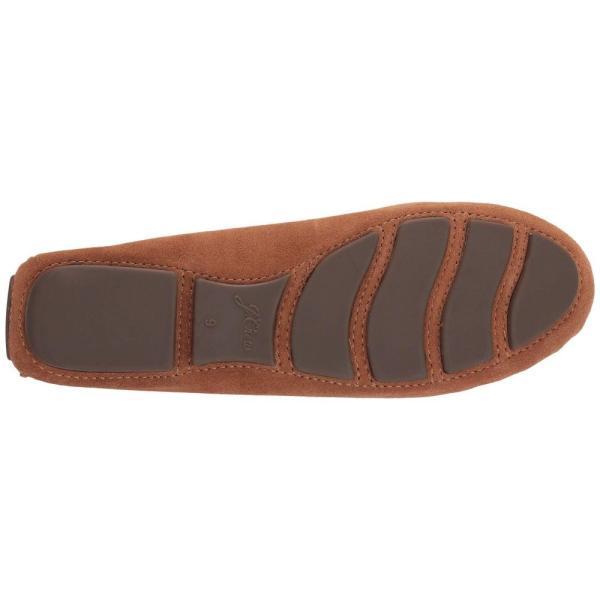 ジェイクルー J.Crew レディース ローファー・オックスフォード シューズ・靴 Driving Moc Loafer Suede Rusty Brown