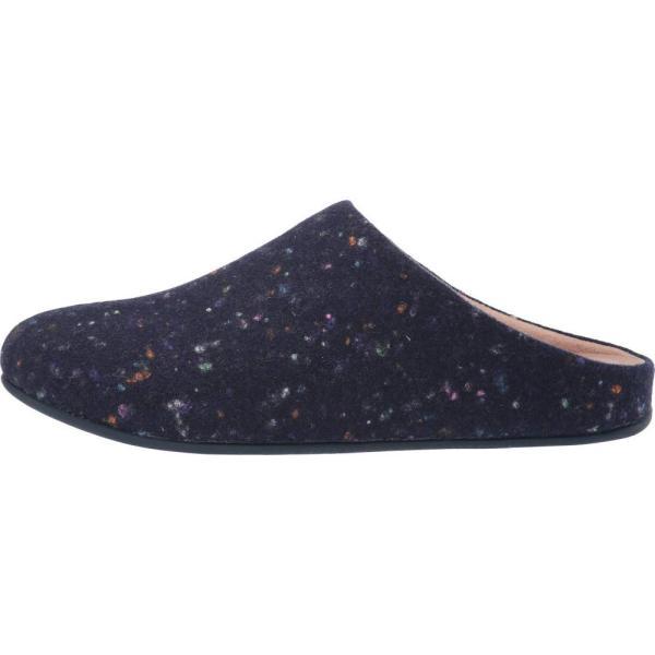 フィットフロップ FitFlop レディース スリッパ シューズ・靴 Chrissie Speckle Midnight Navy