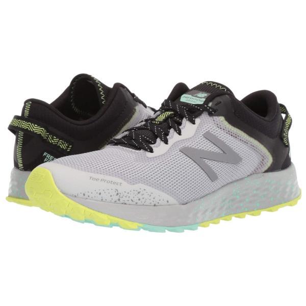 ニューバランス New Balance レディース ランニング・ウォーキング シューズ・靴 Fresh Foam Arishi Trail Light Aluminum/Black