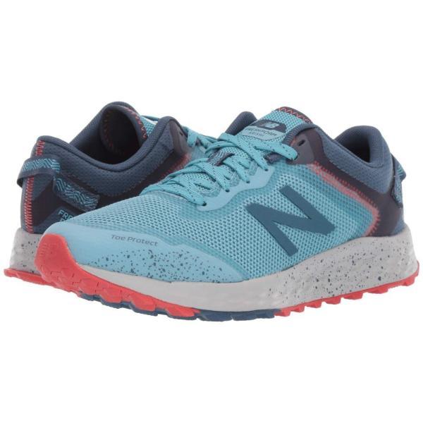 ニューバランス New Balance レディース ランニング・ウォーキング シューズ・靴 Fresh Foam Arishi Trail Wax Blue/Stone Blue