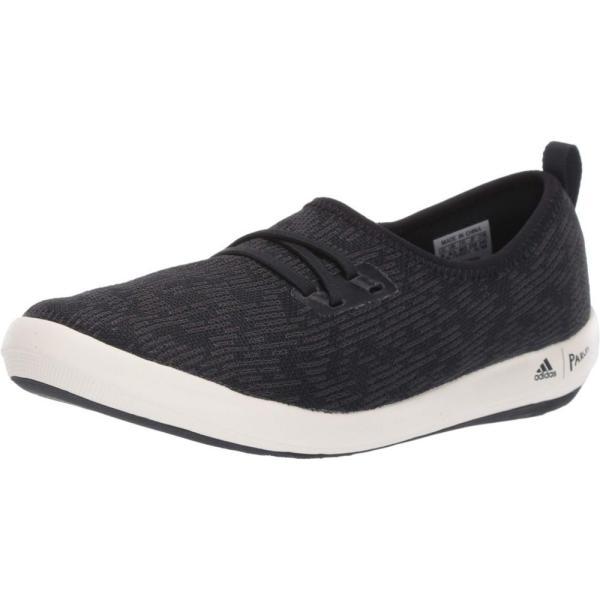 アディダス adidas Outdoor レディース シューズ・靴 Terrex CC Boat Sleek Parley Black/Carbon/Chalk White