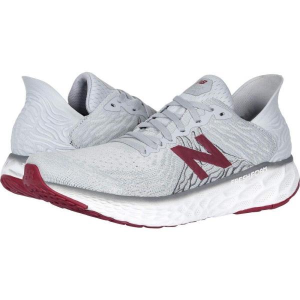 ニューバランス New Balance メンズ ランニング・ウォーキング シューズ・靴 Fresh Foam 1080v10 Summer Fog/Neo Crimson