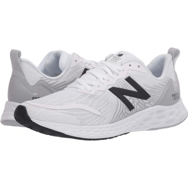 ニューバランス New Balance レディース ランニング・ウォーキング シューズ・靴 Fresh Foam Tempo White/Linen Fog