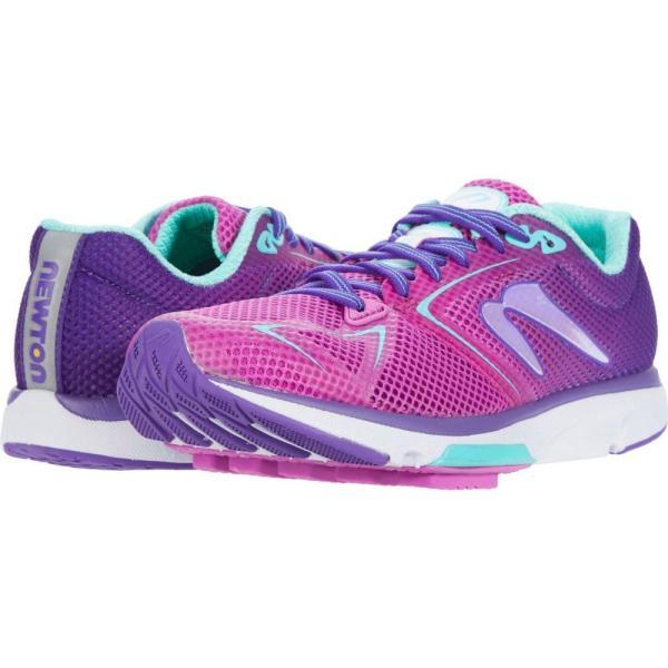 ニュートンランニング Newton Running レディース ランニング・ウォーキング シューズ・靴 Distance 9 Lilac/Teal