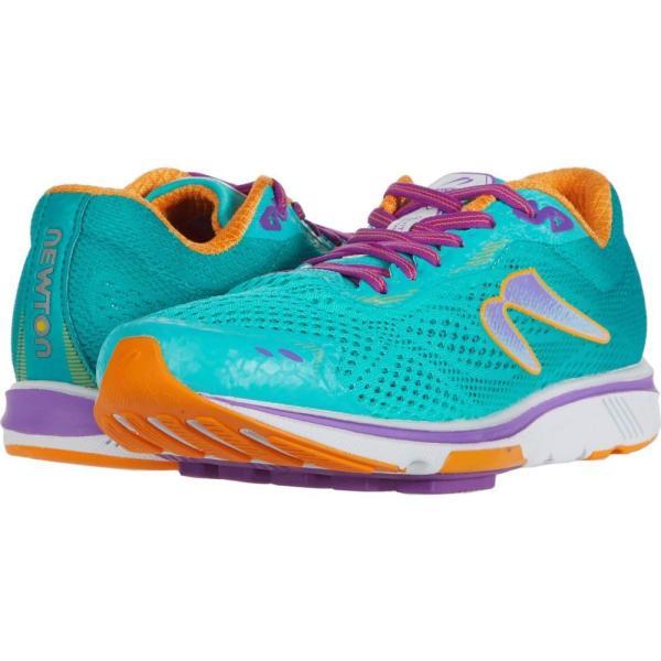ニュートンランニング Newton Running レディース ランニング・ウォーキング シューズ・靴 Gravity 9 Jade/Purple