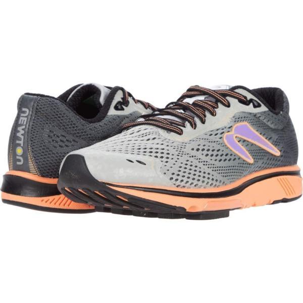 ニュートンランニング Newton Running レディース ランニング・ウォーキング シューズ・靴 Gravity 9 Grey/Peach