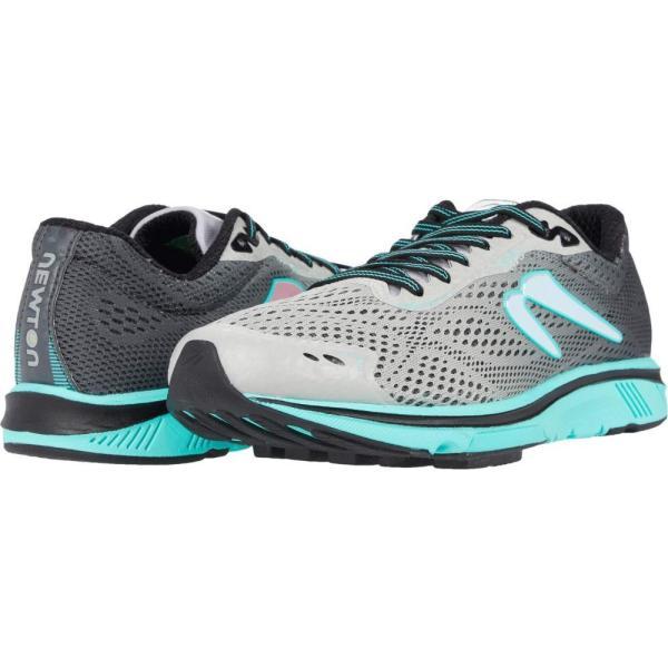 ニュートンランニング Newton Running レディース ランニング・ウォーキング シューズ・靴 Motion 9 Grey/Mint