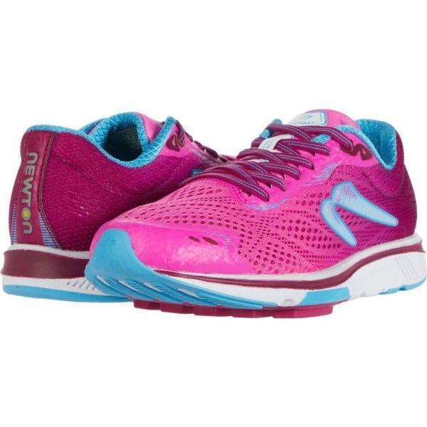 ニュートンランニング Newton Running レディース ランニング・ウォーキング シューズ・靴 Motion 9 Pink/Aqua