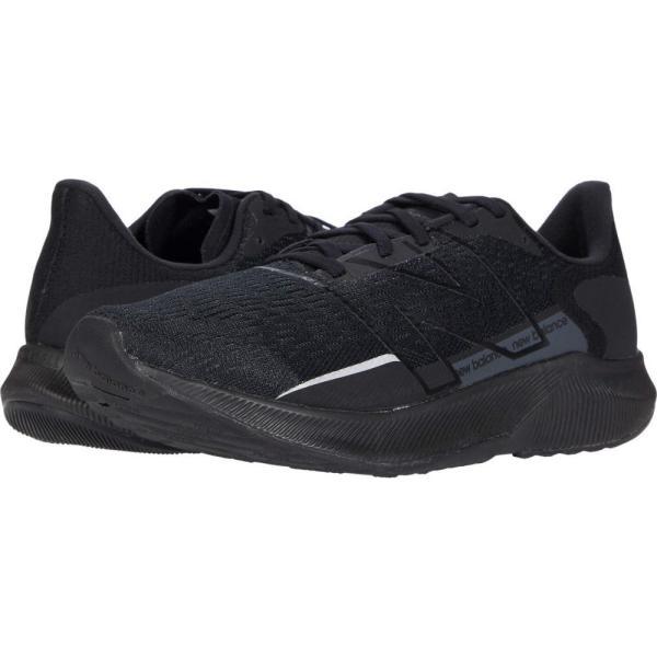 ニューバランス New Balance メンズ ランニング・ウォーキング シューズ・靴 FuelCell Propel v2 Black/Black
