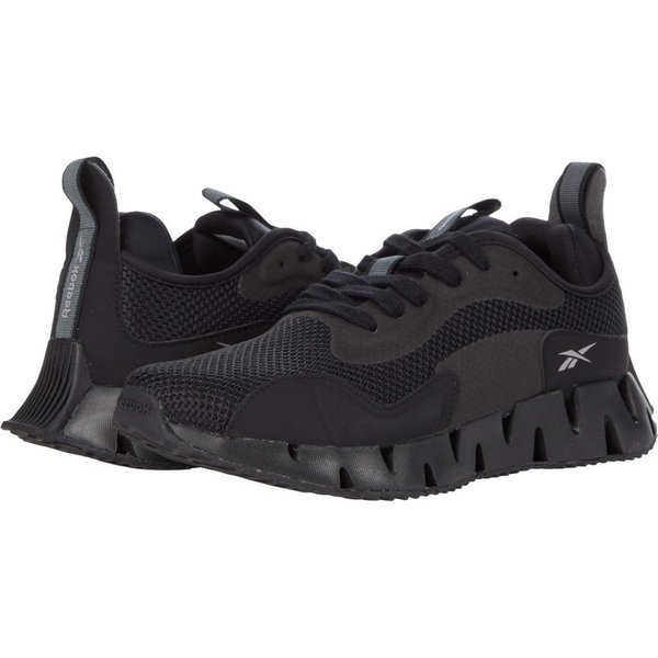 リーボック Reebok レディース ランニング・ウォーキング シューズ・靴 Zig Dynamica Core Black/True Grey/Tech Metallic