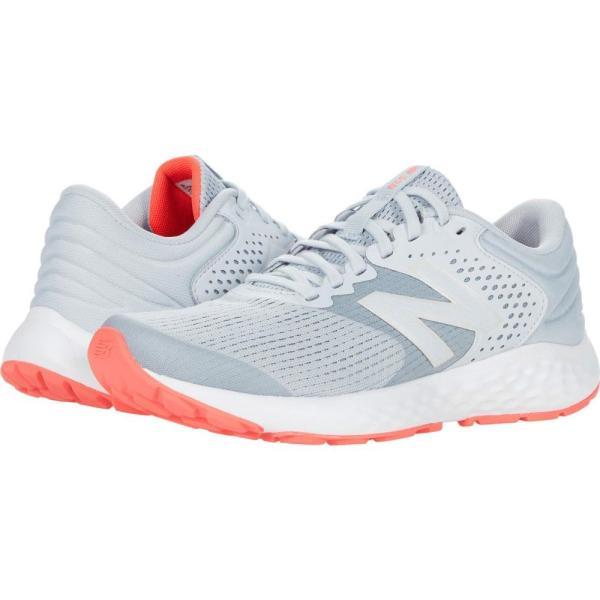 ニューバランス New Balance レディース ランニング・ウォーキング シューズ・靴 520v7 Grey/Dark Grey