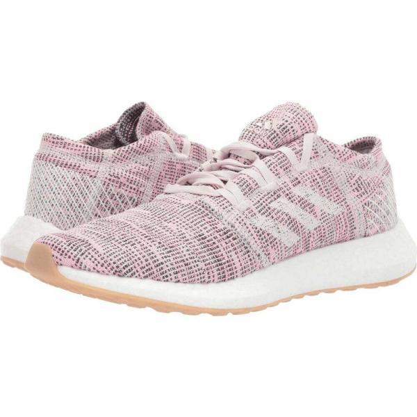 アディダス adidas レディース ランニング・ウォーキング シューズ・靴 Pureboost Go Orchid Tint/Footwear White/Raw White