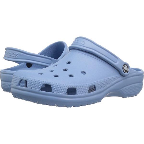 クロックス レディース クロッグ シューズ・靴 Classic Clog Chambray Blue