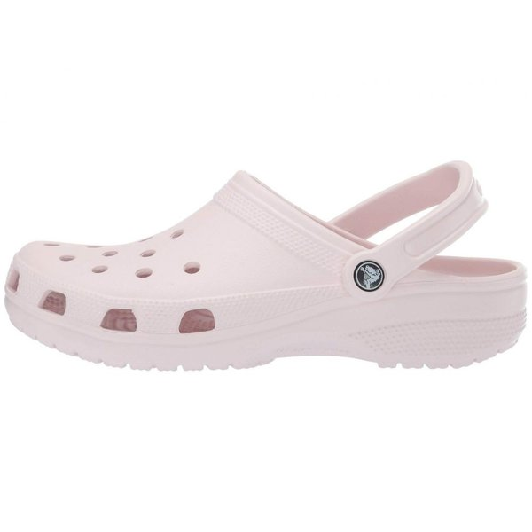 クロックス Crocs レディース クロッグ シューズ・靴 Classic Clog Barely Pink